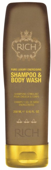 Energising Shampoo&Body Wash 250ml